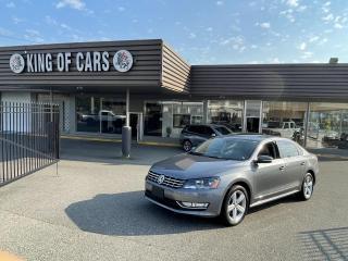 Used 2015 Volkswagen Passat COMFORTLINE for sale in Langley, BC
