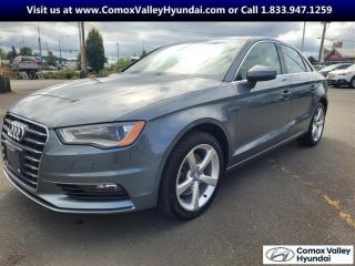 Used 2015 Audi A3 2.0T Technik quattro 6sp S tronic for sale in Courtenay, BC