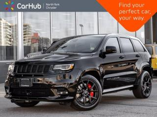 New 2021 Jeep Grand Cherokee SRT 4x4 Performance Audio & Brake Pkgs Panoramic Roof for sale in Thornhill, ON