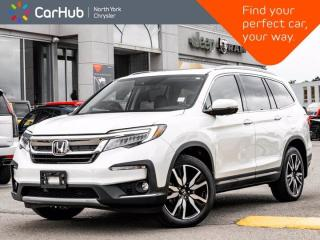 Used 2019 Honda Pilot Touring 7-Passenger AWD Heated & Vented Seats Rear DVD Panoramic roof for sale in Thornhill, ON