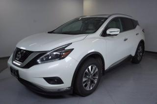 Used 2018 Nissan Murano SL|AWD|3.5 L for sale in Mississauga, ON
