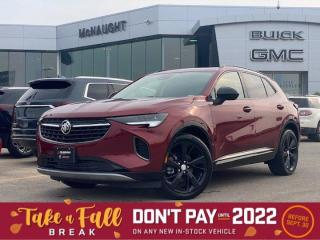 New 2021 Buick Envision Essence 2.0L AWD DEMO for sale in Winnipeg, MB