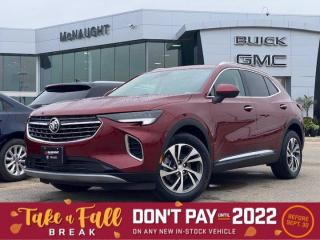 New 2021 Buick Envision Essence 2.0L AWD for sale in Winnipeg, MB