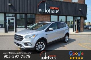 Used 2018 Ford Escape SEL I LEATHER I SUNROOF I NAVI I 4WD for sale in Concord, ON