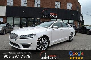Used 2017 Lincoln MKZ Hybrid Reserve I Hybrid I PANO I NAVI I LEATHER for sale in Concord, ON