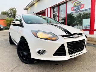 Used 2013 Ford Focus Titanium for sale in Regina, SK