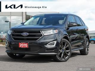 Used 2015 Ford Edge Sport HARD TO FIND!! FULLY LOADED!! for sale in Mississauga, ON