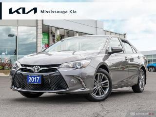 Used 2017 Toyota Camry SE ONLY 27,000KM!!!! LIKE NEW!! for sale in Mississauga, ON