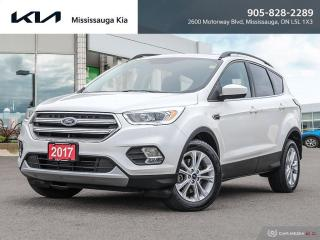 Used 2017 Ford Escape SE LEATHER, NAV, PANO ROOF!!! for sale in Mississauga, ON