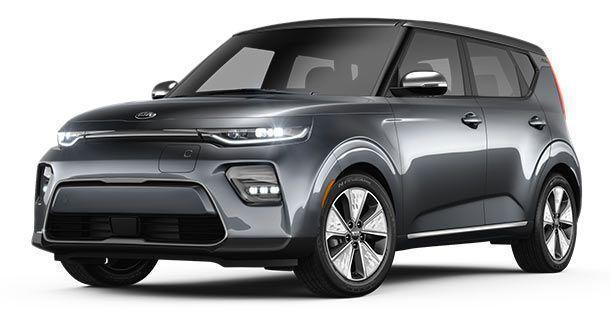 2022 Kia Soul EV Premium
