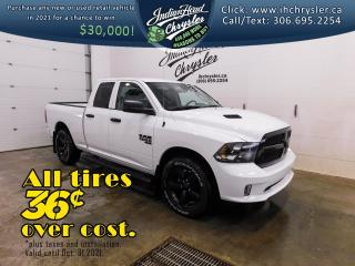 New 2021 RAM 1500 Classic Express 4x4   Bluetooth   Back-up Camera for sale in Indian Head, SK
