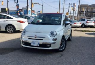 Used 2013 Fiat 500 C for sale in Toronto, ON