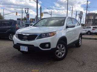 Used 2012 Kia Sorento LX for sale in Toronto, ON