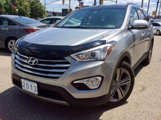 Used 2013 Hyundai Santa Fe LIMITED for sale in Toronto, ON
