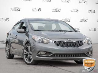Used 2016 Kia Forte Ex | Low Kms!! for sale in Oakville, ON