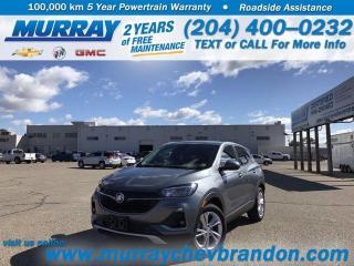 New 2022 Buick Encore GX Preferred for sale in Brandon, MB