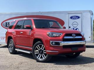 Used 2018 Toyota 4Runner SR5 *BLUETOOTH, HEATED LEATHER SEATS, SUNROOF* for sale in Midland, ON