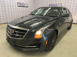Used 2016 Cadillac ATS Sedan 4dr Sdn 2.5L Standard RWD for sale in Ottawa, ON