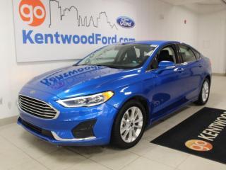 Used 2020 Ford Fusion Hybrid SEL   HYBRID   Adaptive Cruise   Lane Keeping   Heated Seats for sale in Edmonton, AB