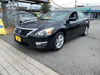 Used 2014 Nissan Altima SV for sale in Vancouver, BC