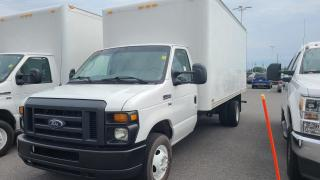 Used 2016 Ford Econoline E450 - CUBE VAN, RAMP, 5.4L V8, AC for sale in Kingston, ON
