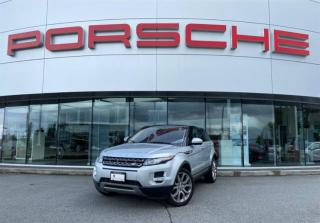Used 2015 Land Rover Evoque Prestige for sale in Langley City, BC