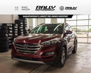 Used 2017 Hyundai Tucson Limited for sale in Prince Albert, SK