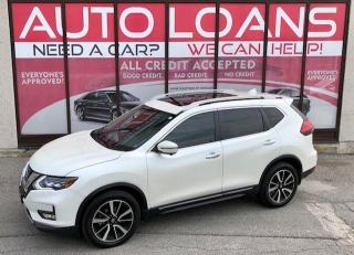 Used 2017 Nissan Rogue SL-ALL CREDIT ACCEPTED for sale in Toronto, ON