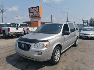 Used 2007 Buick Terraza CXL*LEATHER*DVD*ONLY 188KMS*GREAT SHAPE*AS IS for sale in London, ON
