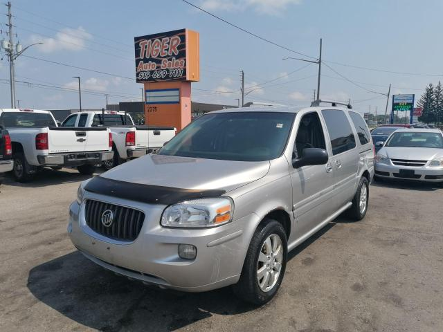 2007 Buick Terraza CXL*LEATHER*DVD*ONLY 188KMS*GREAT SHAPE*AS IS