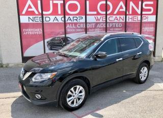 Used 2015 Nissan Rogue SV-ALL CREDIT ACCEPTED for sale in Toronto, ON