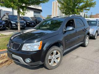 Used 2008 Pontiac Torrent LEATHER | SUNROOF | NO ACCIDENTS | for sale in Toronto, ON