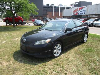 Used 2008 Toyota Camry SE ~ ALLOY RIMS ~ BLUETOOTH ~ SAFETY INCLUDED for sale in Toronto, ON