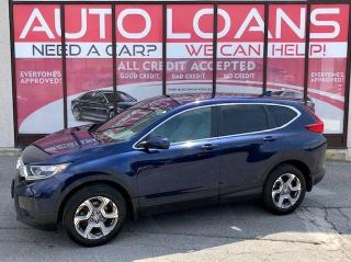 Used 2017 Honda CR-V EX-ALL CREDIT ACCEPTED for sale in Toronto, ON