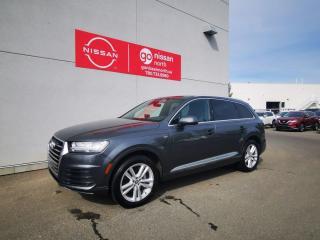 Used 2017 Audi Q7 TECHNIK/3.0T/QUATTRO/PANO ROOF/7 SEATER for sale in Edmonton, AB