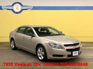 Used 2011 Chevrolet Malibu Only 77K kms, 2 Years Power-train Warranty for sale in Vaughan, ON