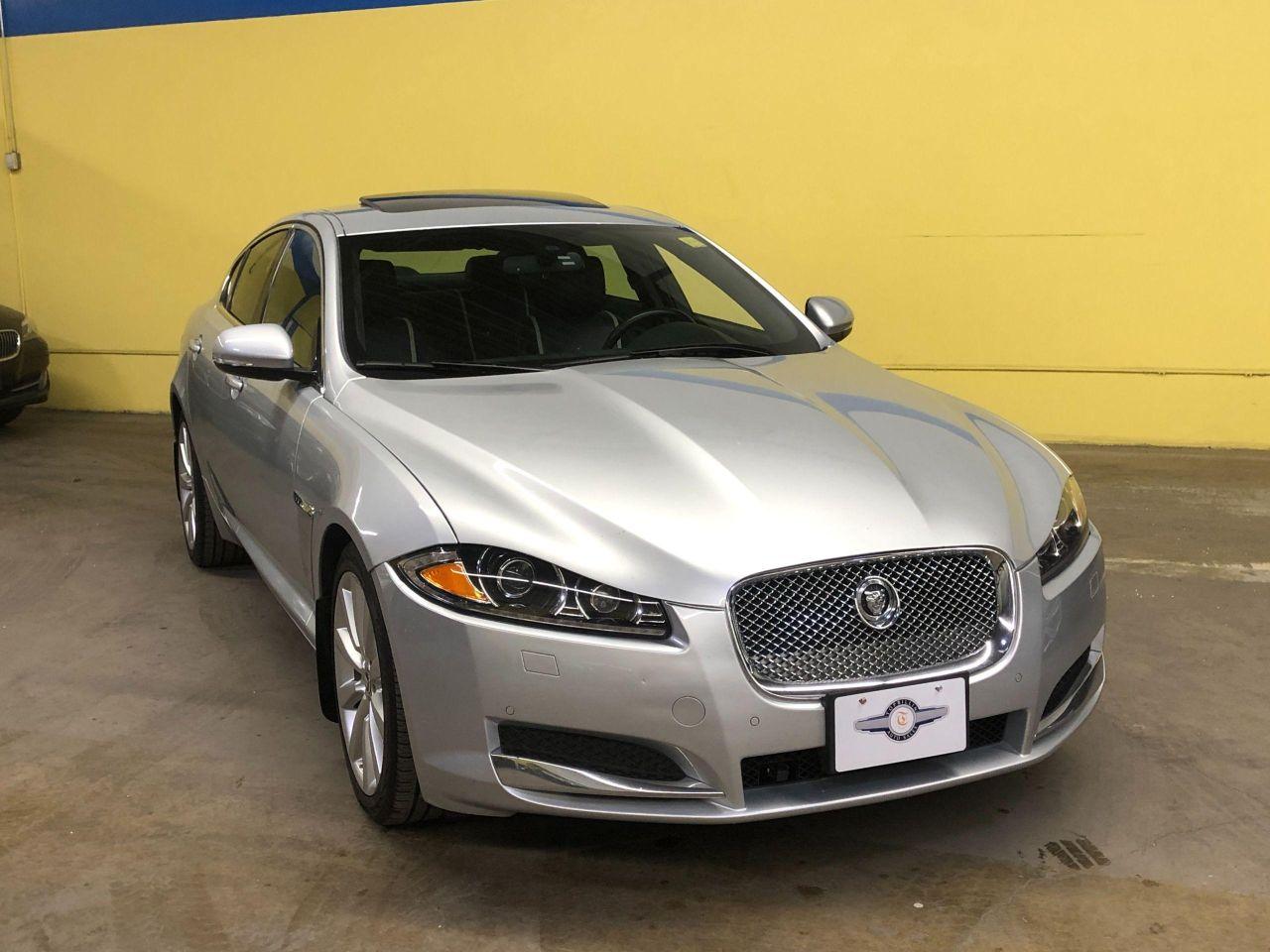 2012 Jaguar XF Portfolio w/Sport Pkg, 2 Years Warranty