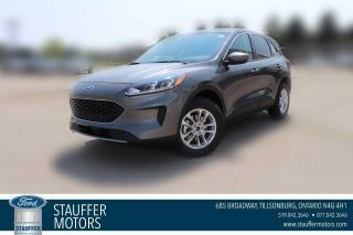 New 2021 Ford Escape SE for sale in Tillsonburg, ON