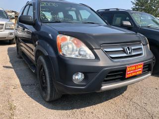 Used 2006 Honda CR-V SE for sale in Pickering, ON