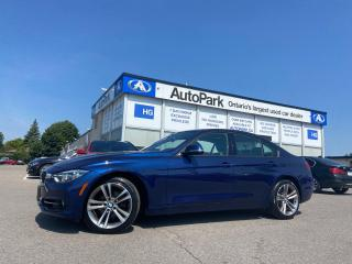 Used 2018 BMW 330 i xDrive SUNROOF   MEMORY SEAT   LEATHER SEATS   HEATED SEATS   for sale in Brampton, ON