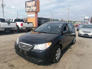 Used 2009 Hyundai Elantra *ONLY 31,000KMS*1 OWNER*LOW KMS*CERTIFIED for sale in London, ON