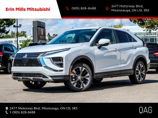 New 2022 Mitsubishi Eclipse Cross SE S-AWC for sale in Mississauga, ON