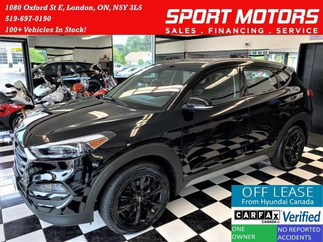 2018 Hyundai Tucson Premium+New Alloys & Tires+ApplePlay+CLEAN CARFAX
