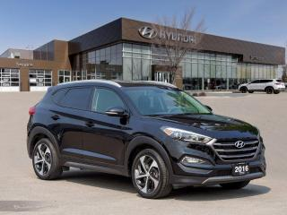 Used 2016 Hyundai Tucson 1.6T Premium   Certified   0.99% Available   for sale in Winnipeg, MB