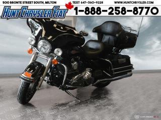 Used 2009 Harley-Davidson FLHT Electra Glide ELECTRA GLIDE CLASSIC | 1584 CC V2 4 STROKE | 6 SP for sale in Milton, ON
