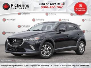 Used 2016 Mazda CX-3 GS - HATCHBACK/HEATED SEATS/NAV/REAR CAM for sale in Pickering, ON