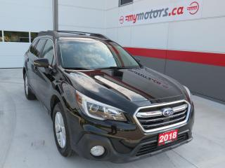 Used 2018 Subaru Outback Touring - Backup camera - Power seats for sale in Tillsonburg, ON