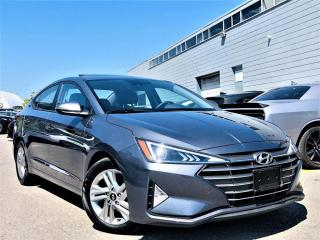 Used 2020 Hyundai Elantra IVT|SUNROOF|ALLOYS|CAR PLAY|LANE ASSIST| for sale in Brampton, ON
