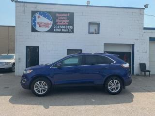 Used 2015 Ford Edge 4DR Sel AWD for sale in Winnipeg, MB