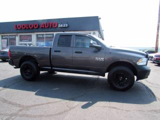 Used 2014 RAM 1500 Tradesman Quad Cab 4WD Camera Diesel Certified for sale in Milton, ON